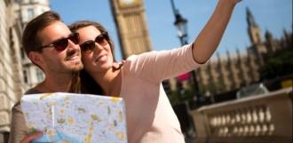 Самые активные российские путешественники – туристы от 25 до 34 лет