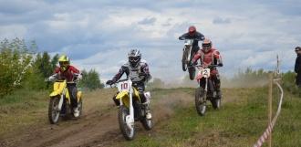 Под Мичуринском прошёл чемпионат России по мотокроссу