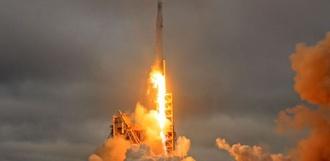 На околоземную орбиту вывели спутник, чтобы обеспечить самолёты сетью Wi-Fi