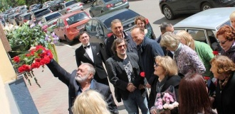 Тамбовчане почтили память Николая Рыбакова в день его рождения