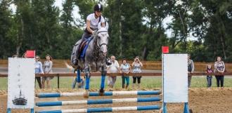 В Тамбове состоялись соревнования по конкуру на Кубок главы администрации города