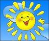 Солнышко -
