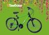 Главный приз — велосипед!