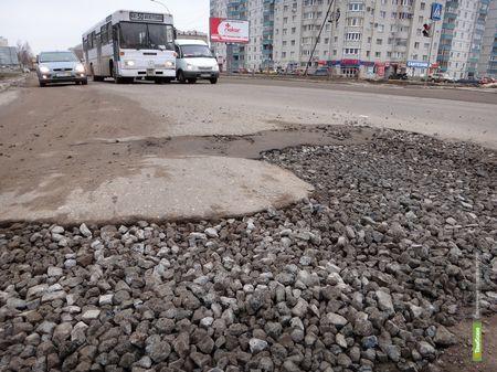 На тамбовском перекрестке ликвидировали «капкан» для машин