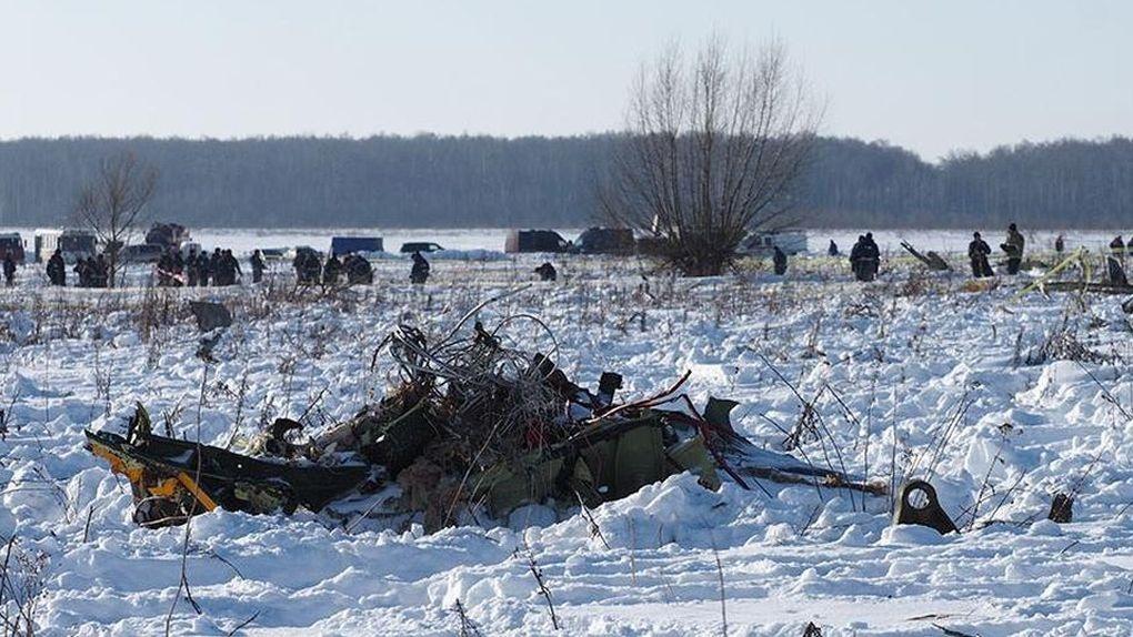 Семье пилота разбившегося АН-148 выделят до 1 миллиона рублей из резервного фонда губернатора