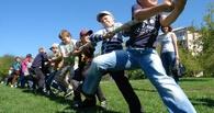 Сельские игры: массовые развлечения для детей