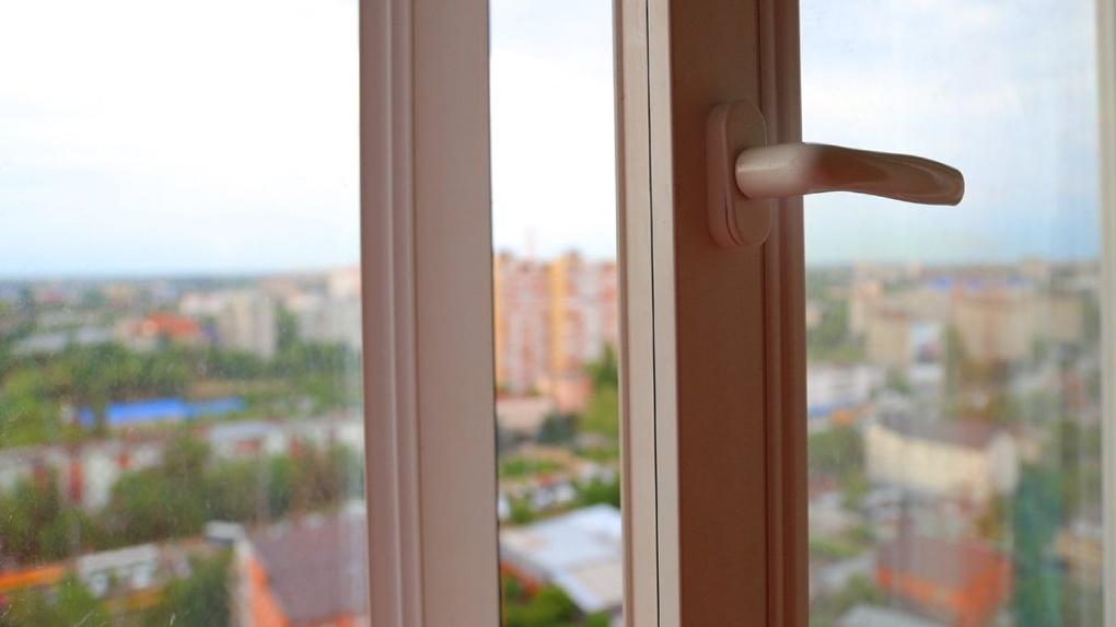 В Тамбове из окна квартиры на 9-ом этаже выпала двухлетняя девочка: она находится в реанимации