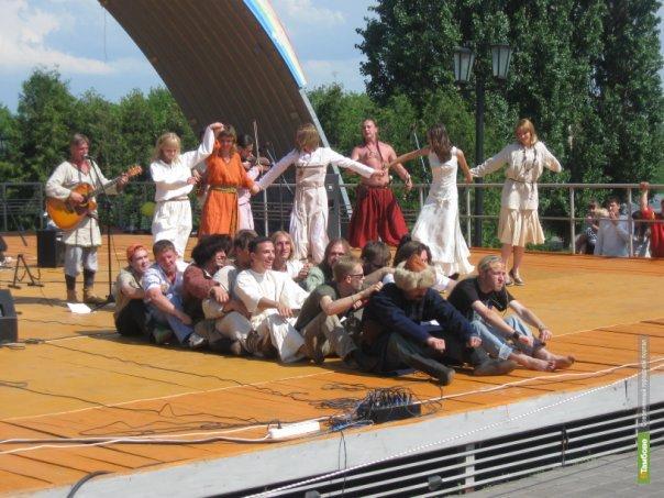 Тамбовчане будут праздновать День города три дня подряд