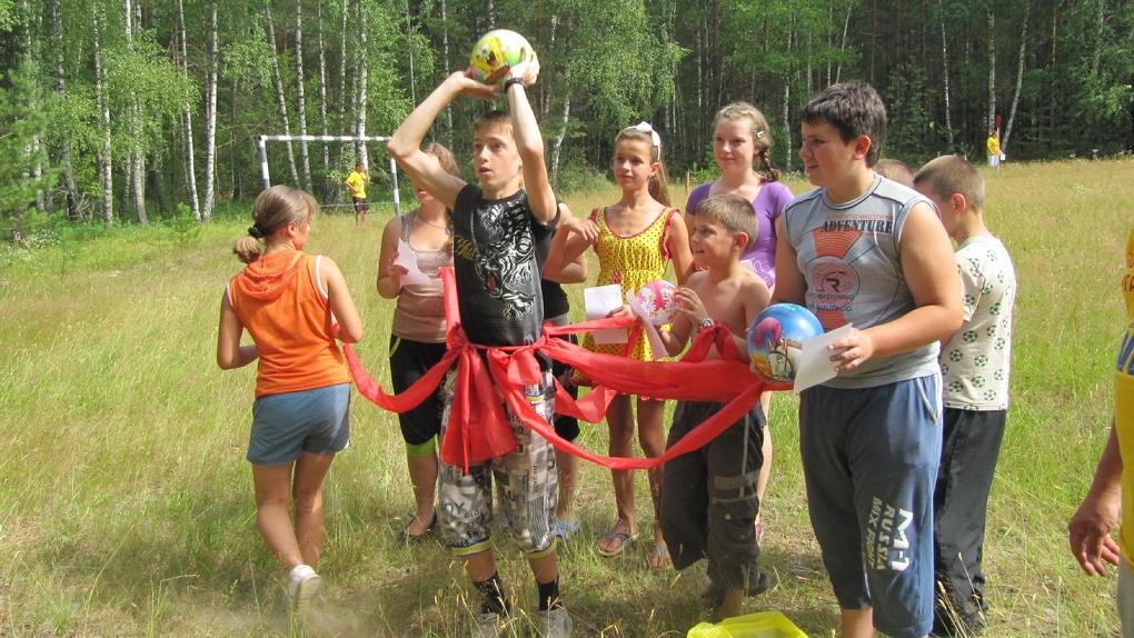 В детском лагере прошла «Школа молодого разведчика». Чему учили детей?