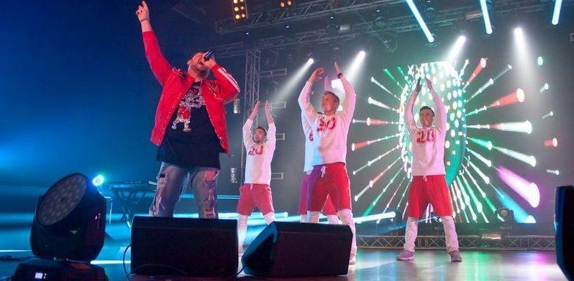 «Когда мы были молодыми»: концерт группы «Руки вверх!» собрал 3,5 тысячи зрителей