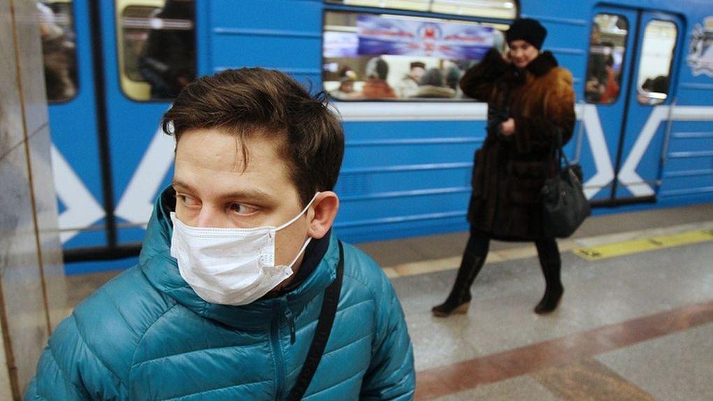 Количество заболевших свиным гриппом увеличилось в два раза за две недели