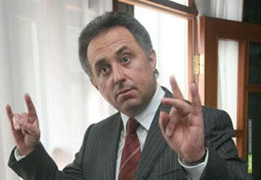 Мутко досрочно даст Тамбову 70 миллионов рублей