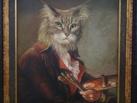 В картинной галерее открылась выставка Никаса Сафронова