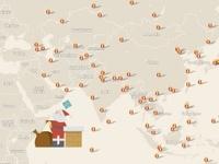Google выследит Санта-Клауса в католический сочельник