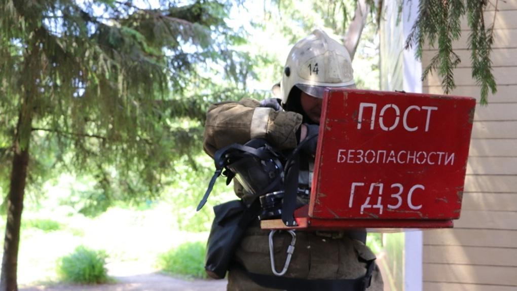 Тамбовские пожарные за неделю спасли 8 человек