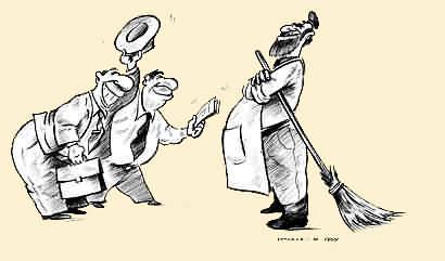 Тамбовские работодатели за месяц погасили полумиллионный долг по заработной плате
