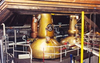 В Шотландии 18 тысяч литров виски по ошибке спустили в канализацию