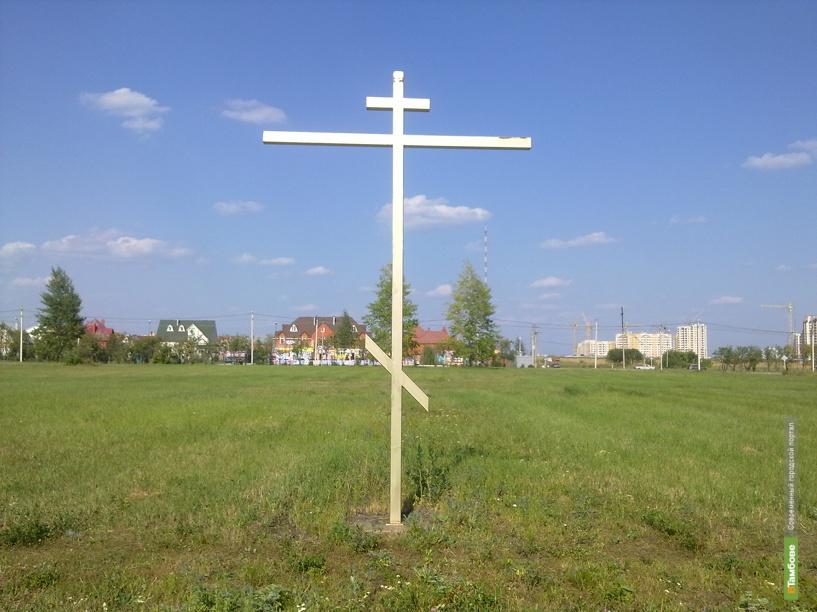 На строительство храма в Радужном уже потратили больше пяти миллионов рублей