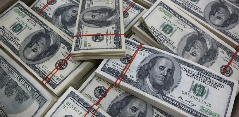 Доллар падает из-за санкций против Ирана