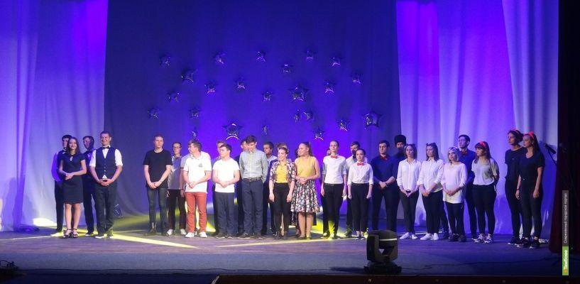 Молодые КВН-щики из разных городов России выступили в Тамбове