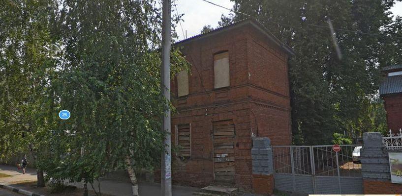 Город продаёт объект культурного наследия за 4 тысячи рублей