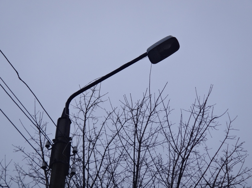 Мичуринцы жалуются на нехватку света