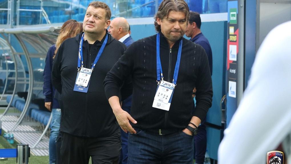 Спортивный директор ФК «Тамбов» прокомментировал выступление Григоряна на «Матч ТВ»