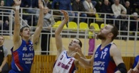 Тамбовские баскетболисты снова обыграли команду из Черкесска