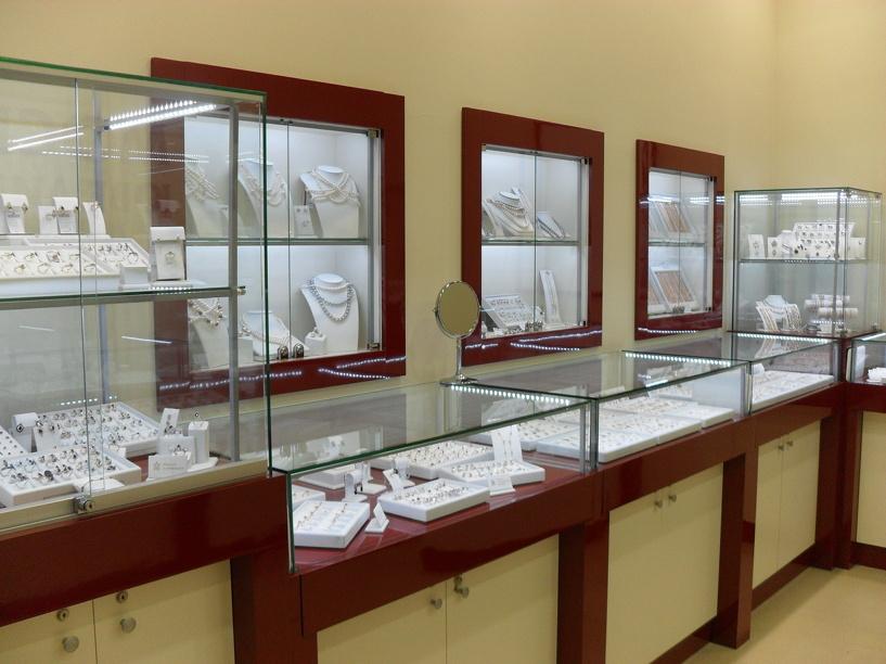 В Тамбове открылся третий фирменный магазин «Московский ювелирный завод»
