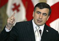 Саакашвили будет читать лекции американским студентам