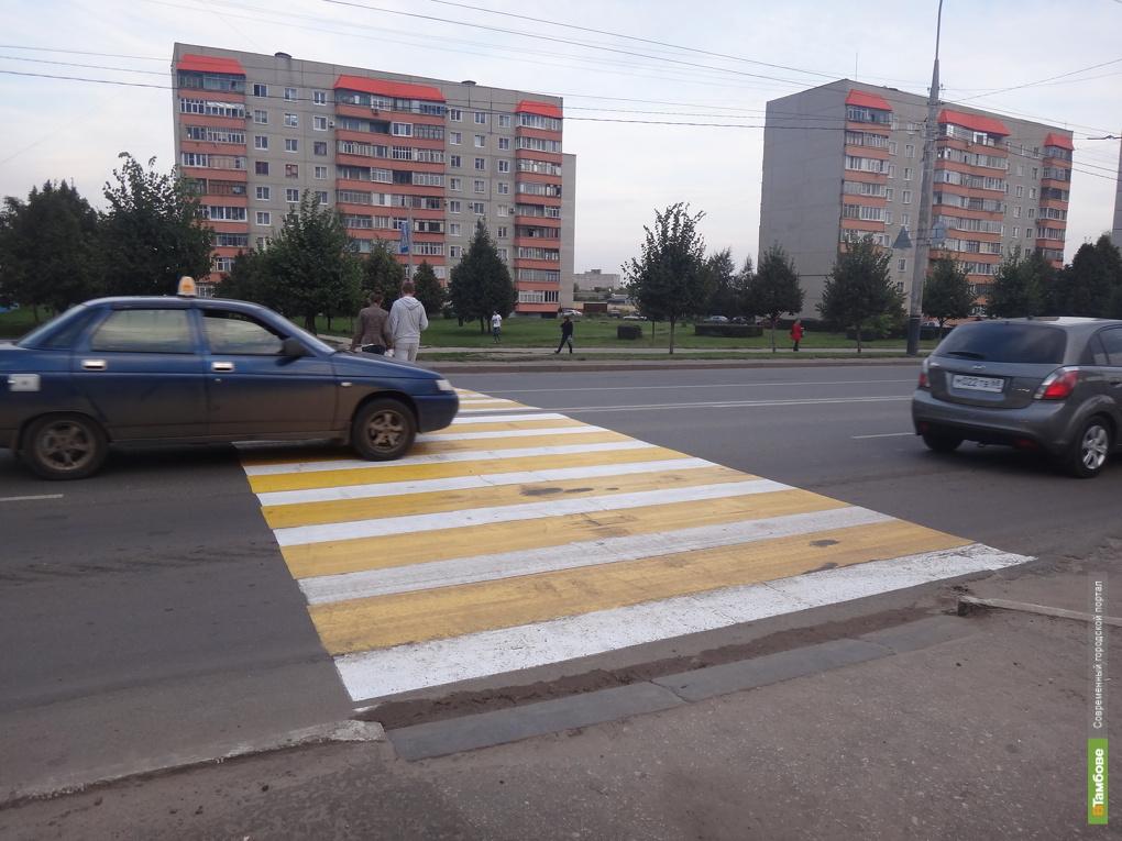 На Тамбовщине выросло количество ДТП