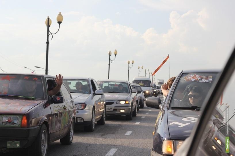 В честь Великой Победы тамбовчане отправятся в международный автопробег