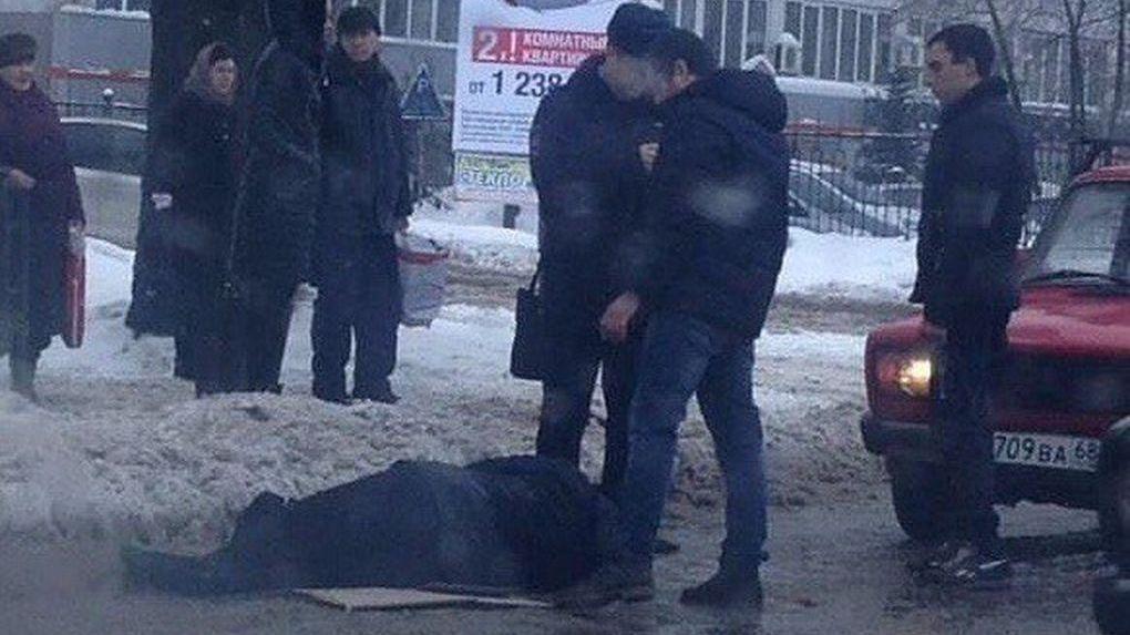 На пешеходном переходе у «Ашана» сбили двух женщин: одну пострадавшую доставили в больницу
