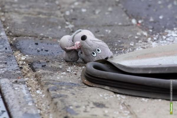 В Тамбове легковушка сбила 9-летнего ребёнка