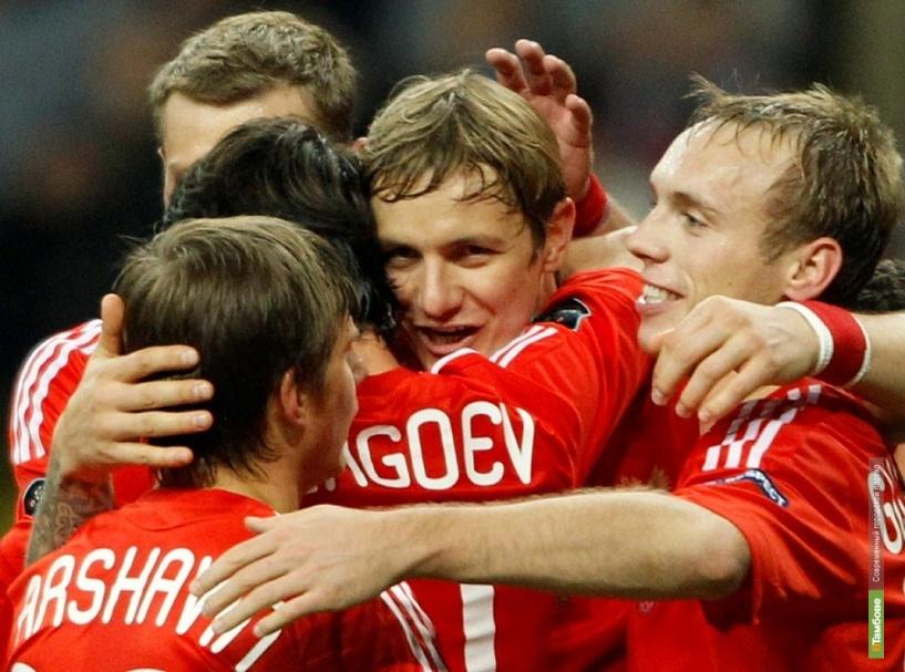 Футбольная сборная России едет на Евро-2012
