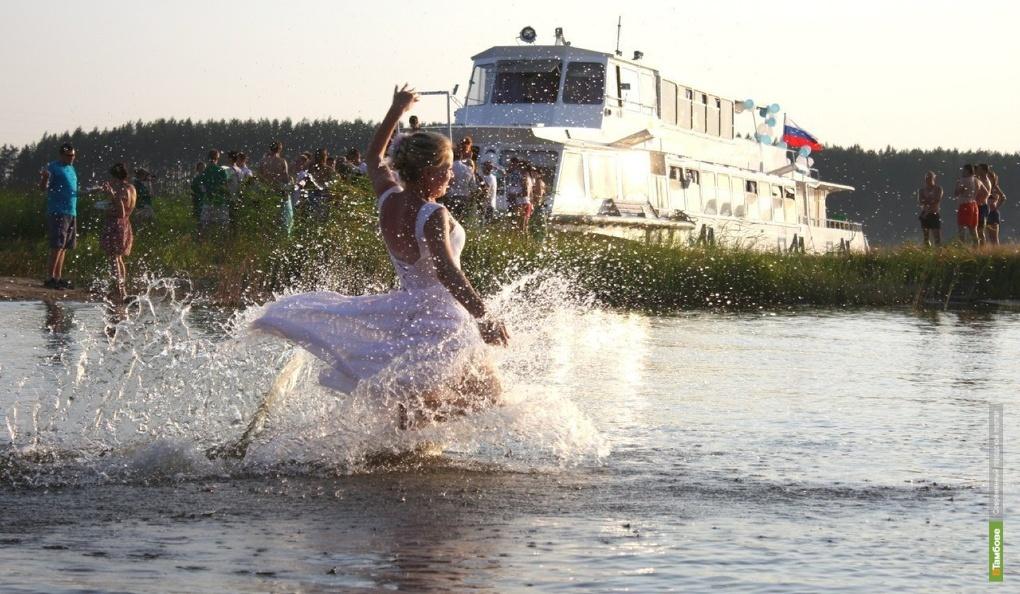 Жениться по-тамбовски: «cтильная свадьба»