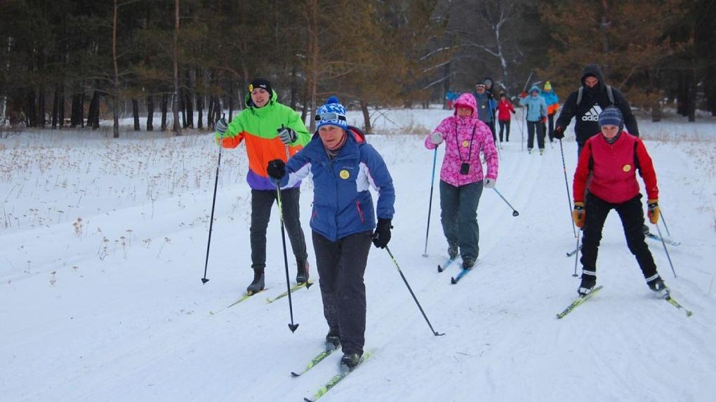 Пока погода позволяет: жителей Тамбовщины приглашают на «вишнёвую» лыжную гонку