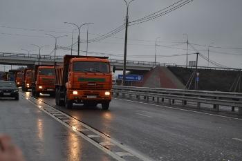В Никифоровке на М6 заснувших водителей «разбудит» дорога