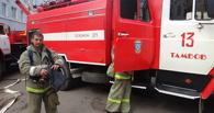 В полыхающем доме на улице Достоевского погибла женщина