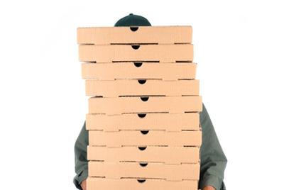 Доставщик пиццы стал жертвой мошенников