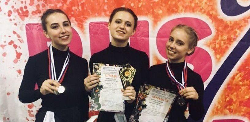 Танцевальный коллектив Тамбовского филиала РАНХиГС завоевал награды на соревнованиях в Воронеже