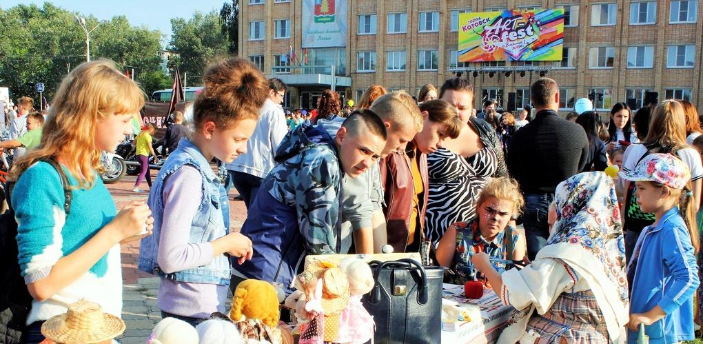 Ростелеком» обеспечил Wi-Fi ART-FEST «Вместе ярче» в Котовске