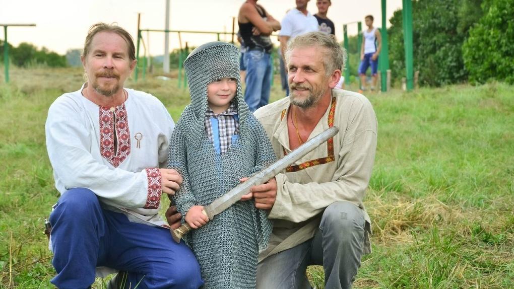 Иван-чай и коклюшки: в Мичуринске пройдут «Русские забавы»