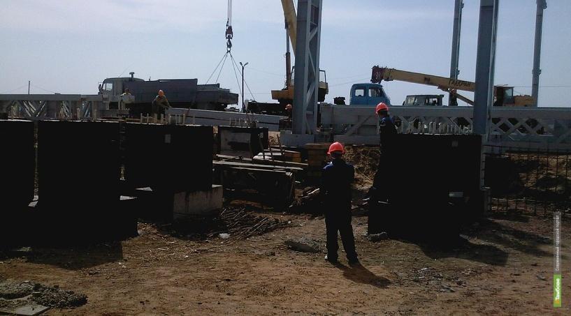 В Мордово строят экологичный сахарный завод