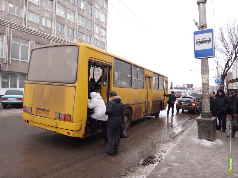 В новогодний вечер автобусы в Тамбове будут ездить до 23 часов