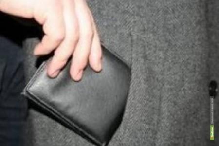 За день карманники «обчистили» пятерых тамбовчан