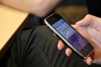 В Америке выбрали самого быстрого наборщика SMS