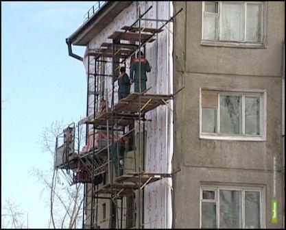 Тамбовчане готовы раскошелиться на капитальный ремонт домов