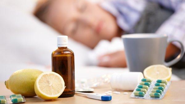 Тамбовчане продолжают заболевать ОРВИ и гриппом