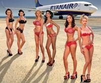 Стюардессы ирландской авиакомпании разделись для календаря